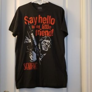 SCARFACE Large Graphic T-Shirt